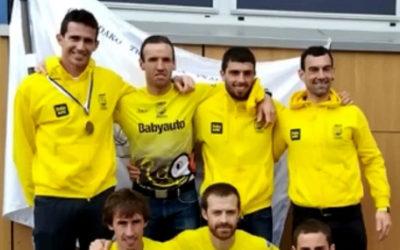 Orio AE Babyauto Senior Masculino Campeón de Gipuzkoa de Trainerillas