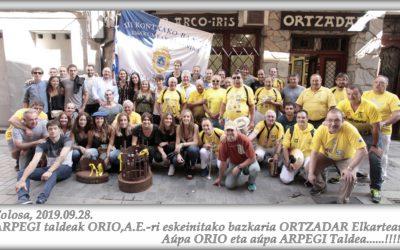 Orio Arraunketa Elkartea en Tolosa