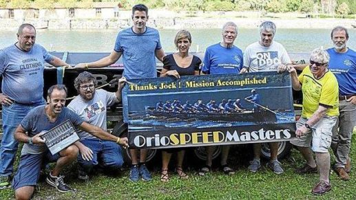 Orio Speed Masters